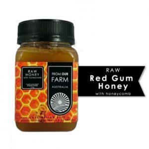 Red Gum Raw Honey